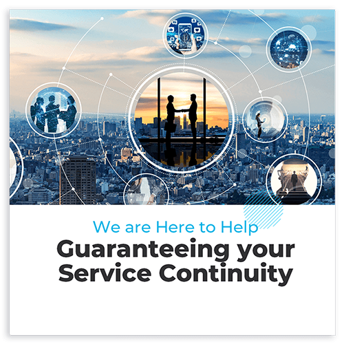 home highlight service continuity covid 19