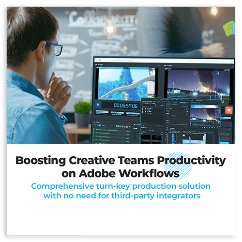 Boosting Creative Teams Producticity on Adobe Workflows highlights