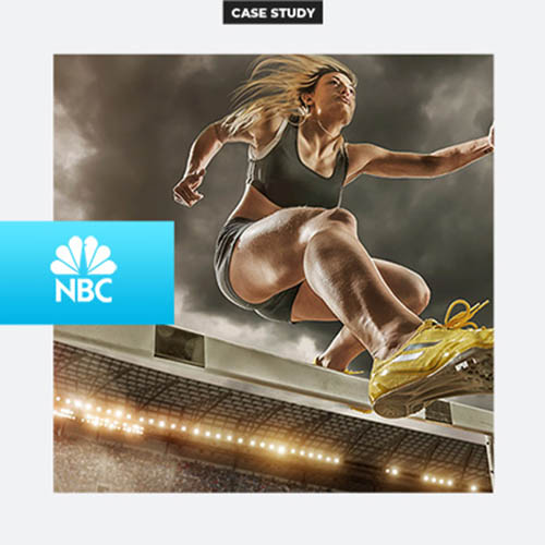 NBC - Fast Turnaround of contents at the Summer Games