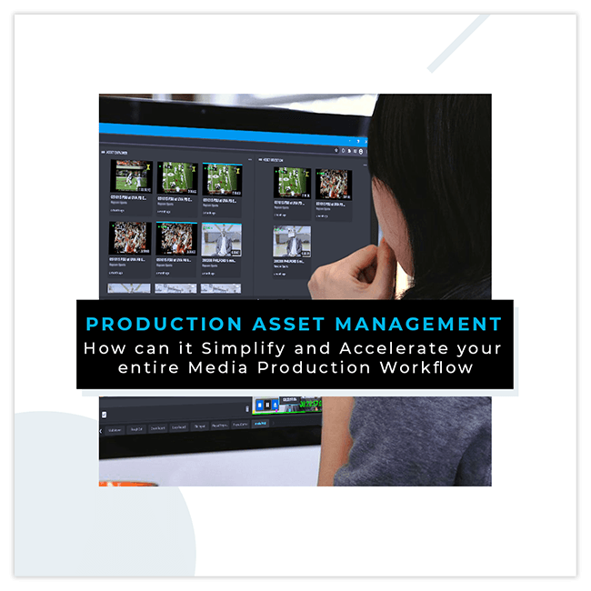 Production Asset Management Home